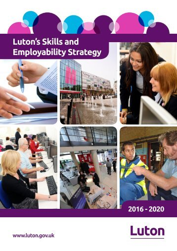 Luton's Skills and Employability Strategy