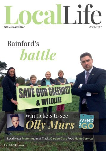 Local Life - St Helens - March 2017