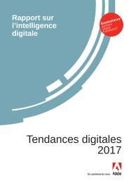 Tendances digitales 2017