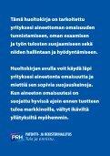 AINEETTOMAN OMAISUUDEN HUOLTOKIRJA - Page 2