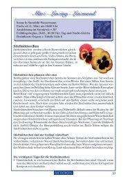 Andrea Janko / Sonnen- Mond- und Sternenkalender / Auszug März 2017