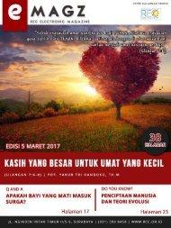 Susunan Liturgi Ibadah Minggu