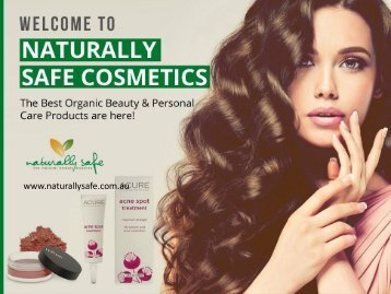 The Best Place to Buy Organic Cosmetics