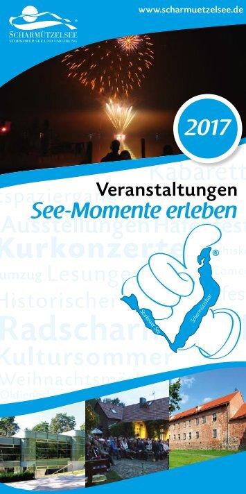 Veranstaltungskalender 2017