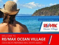 Find your Ideal Vacation Property in Costa Rica