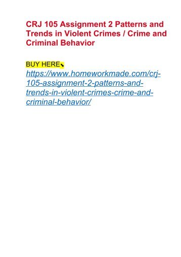 crime and criminal behavior A study of young men and women who were adopted found those whose birth parents had a criminal record were more likely to have one themselves advertisement is a life of crime hereditary new research suggests that criminal behaviour could be 'all in turning to crime is in the.