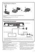 Sony XM-GTX6020 - XM-GTX6020 Istruzioni per l'uso Croato - Page 7
