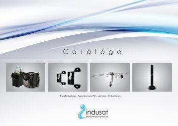INDUSAT - Catalago 2017