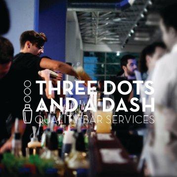 Three Dots & a Dash - presentation