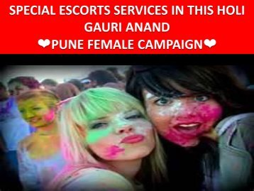 MAKE HOLI MEMORABLE IN THIS YEAR- GAURI ANAND