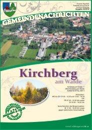(5,43 MB) - .PDF - Kirchberg am Walde