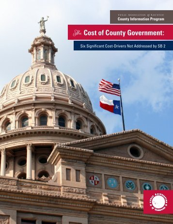 Cost of County Government