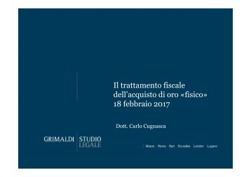 18.02.2017 – Cugnasca Carlo