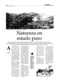 Natureza en estado puro