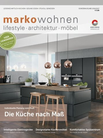 Küchenjournal von Marko Wohnen
