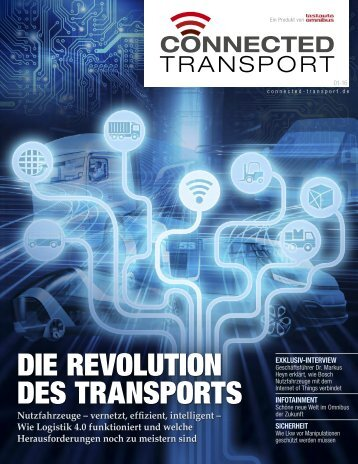 Connected Transport 01/2016