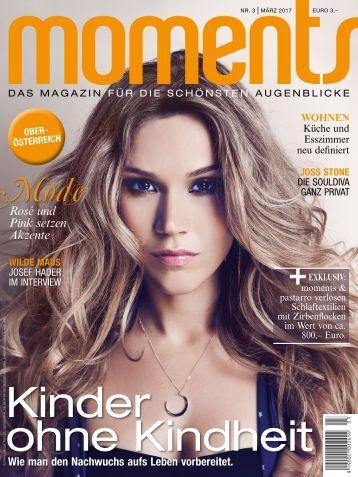 moments - Ausgabe März 3/17
