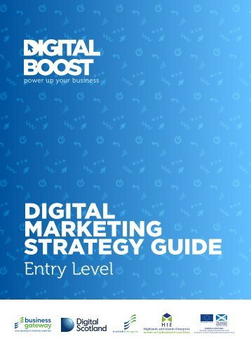 DIGITAL MARKETING STRATEGY GUIDE