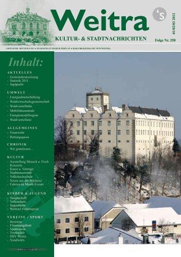 Folge Jänner/Februar/März 2012 - Nr. 258