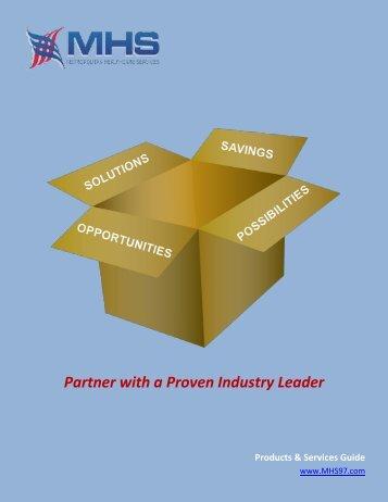 MHS Service Line Brochure