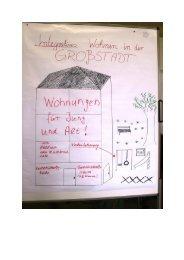 Villa Kunterbunt Die Idee eines Wohnprojektes für Jung und Alt