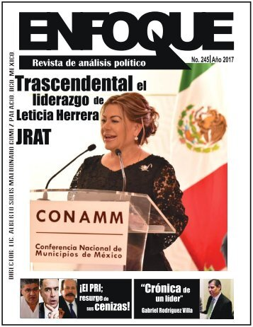 Revista Enfoque/Marzo, 2017
