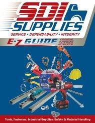 2013 SDI EZ Guide