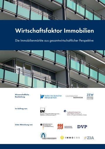 Wirtschaftsfaktor Immobilien - BID Bundesarbeitsgemeinschaft ...