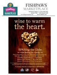 Wine Bar Featured Wines For September
