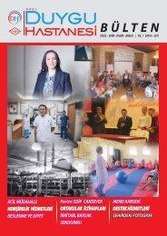 BÜLTEN - Özel Duygu Hastanesi