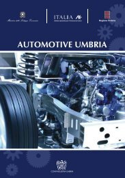 repertorio automotive umbria