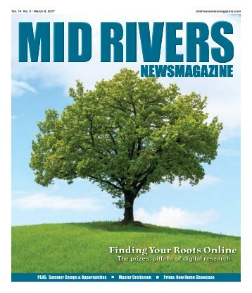 Mid Rivers Newsmagazine 3-8-17