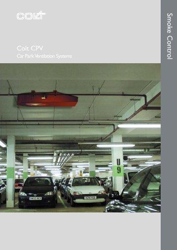 Colt CPV leaflet - Alarmatic