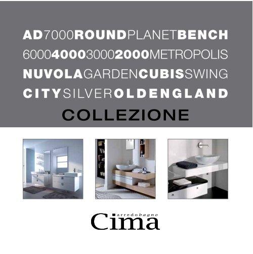 Cima Arredobagno Serie 7000.Focus Cima Pocket New L Cima Pocket New Cima