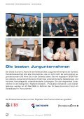 Swiss Economic Award Finalisten 2008 - Seite 2