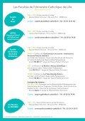 Les Facultés de l'Université Catholique de Lille - Page 2