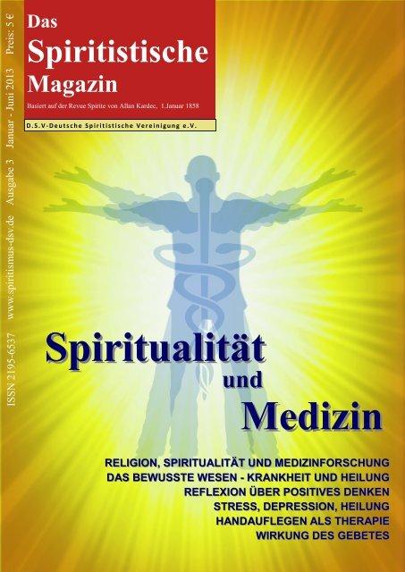 Das Spiritistische Magazin 3