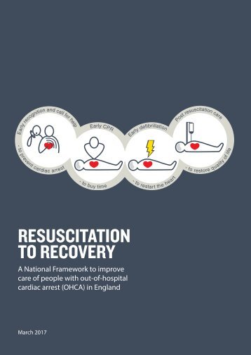 RESUSCITATION TO RECOVERY