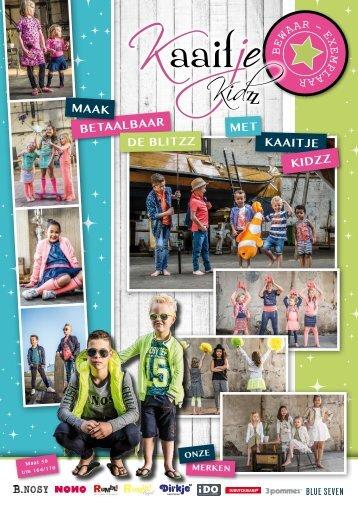 Flyer Kidzz voorjaar 2017