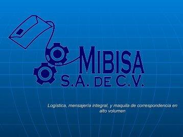 PRESENTACION CLIENTES MIBISA, S.A DE C.V