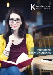 kensington-student-prospectus