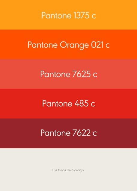 Pantone 1375 c Pantone Or