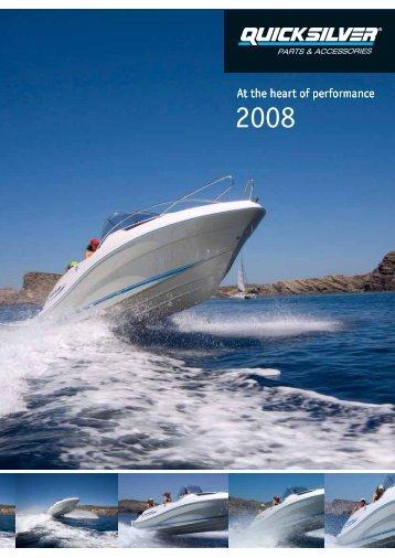 Neu! - Mercruiser Bootsmotoren