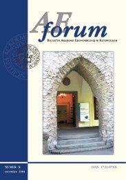 AE Forum 10