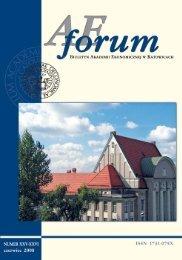 AE Forum 25 26