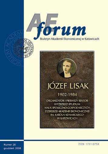 AE Forum 28