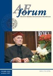 AE Forum 24