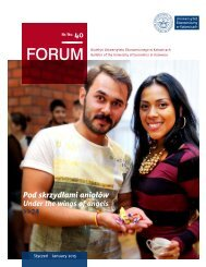 UE Forum 40