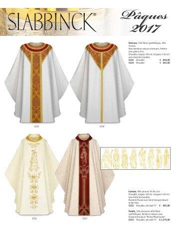 Slabbinck Catalogue Pâques 2017