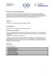 Seminarplan als pdf - netzhaut-design